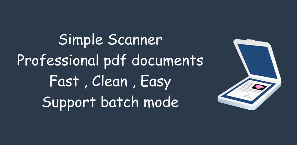 Simple Scan Pdf Scanner App 211 Apk Download Commplescan