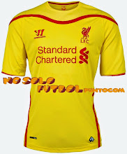 Photo: Liverpool 2ª * Camiseta Manga Corta