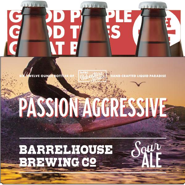 Logo of BarrelHouse Passion Aggressive