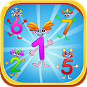 Number Puzzles for Kids icon