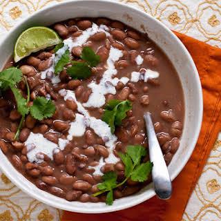 Charro Beans Recipes.