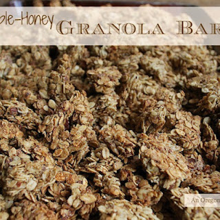 Maple-Honey Granola Bark