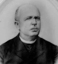 Photo: Antonín Přemyslovský, děkan valašskokloboucký v letech 1878-1908.