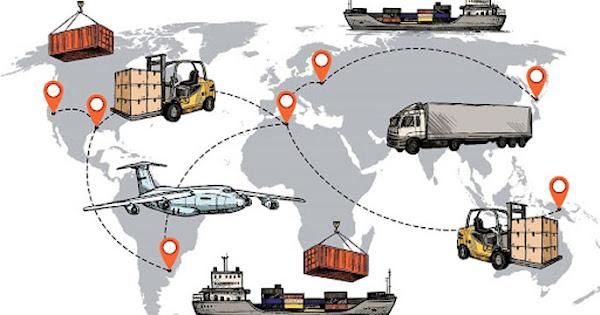 Как происходит мультимодальная перевозка
