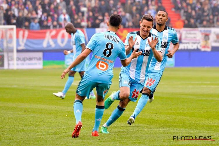 Une prolongation à l'Olympique de Marseille