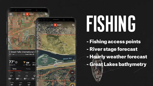 onX Hunt: Hunting Maps, Offline GPS/Nav & Weather on Google