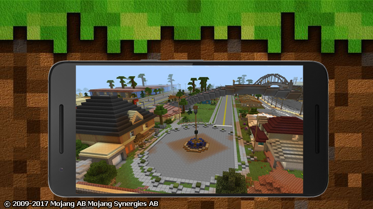 Map GTA San Andreas MCPE- screenshot