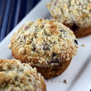 Blueberry Raspberry Muffins Recipes