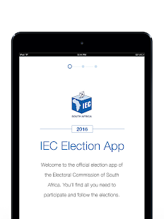 IEC South Africa- screenshot thumbnail