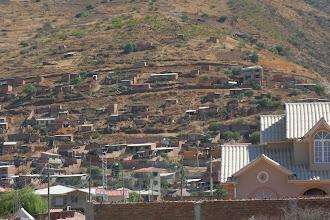 Photo: Houses above Pacata