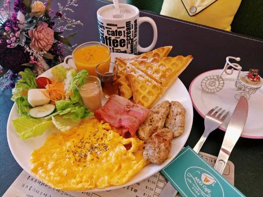 法式香煎雞早午餐
