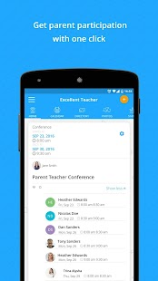 ClassTag Parent Teacher App- screenshot thumbnail