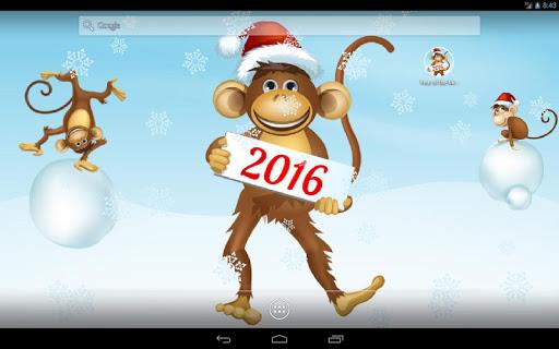 在猴年免费动态壁纸|玩個人化App免費|玩APPs