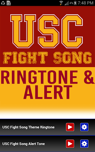 USC Trojans Fight Song Theme