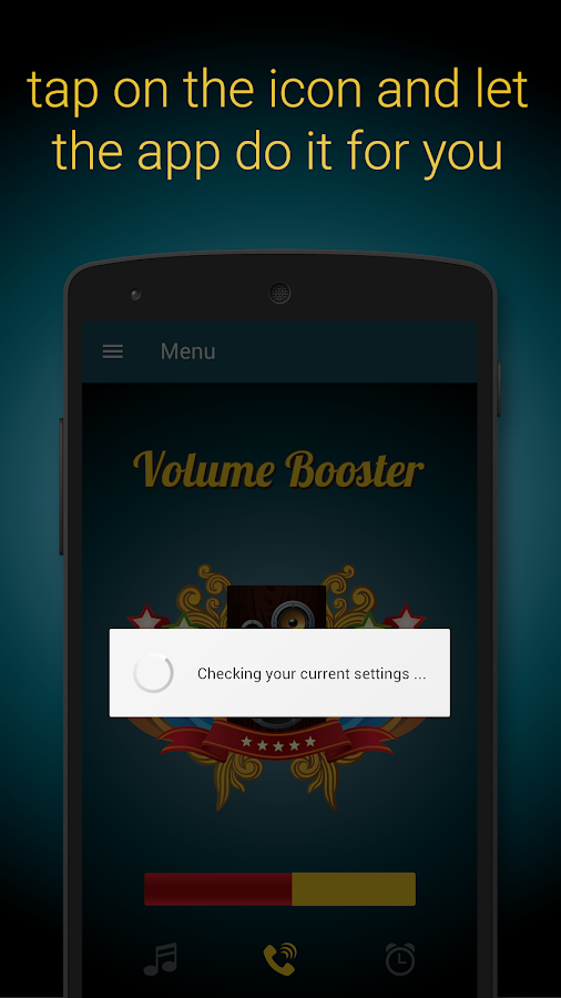 Volume Booster ♥- screenshot