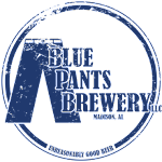 Logo for Blue Pants Brewery
