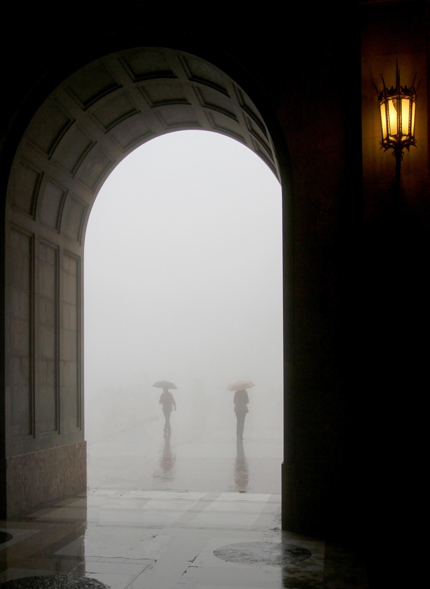 Pioggia e nebbia di Princi Felice