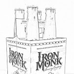 Iron Monk Hopped Up Wheat