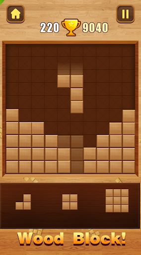 Wood Block Puzzle 1.8.0 screenshots 1