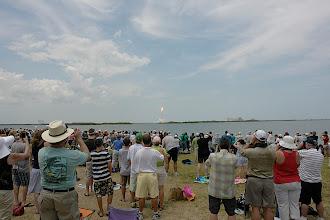 Photo: Start STS-125, 11. Mai 14:02