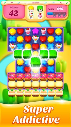 Cookie Amazing Crush 2020 - Free Match Blast modavailable screenshots 5
