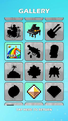 Télécharger Gratuit Shooting the Pixel - Guns & Briques apk mod screenshots 5