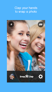 Snap Clap Camera with Wear Screenshot 1