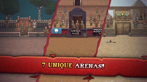 Gladihoppers - Gladiator Battle Simulator! 2.1.0 screenshots 10