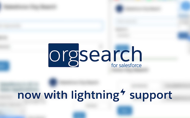 Org Search for Salesforce