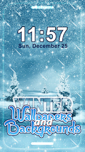 Winter Wallpapers and Backgrounds - náhled