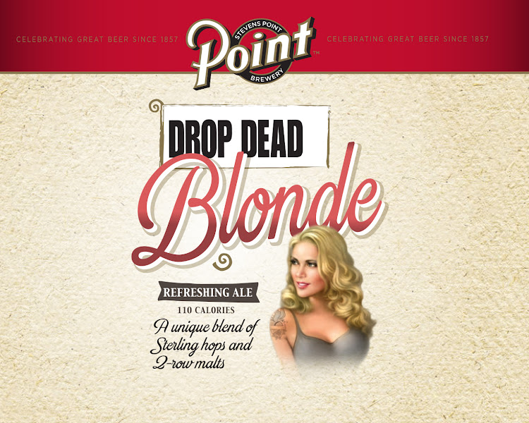 Logo of Point Drop Dead Blonde