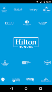 Hilton Honors- screenshot thumbnail