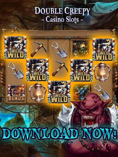 Creepy Vegasu2122ufe0f: Free Slot Casino Games filehippodl screenshot 17