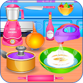 Learn with a cooking game