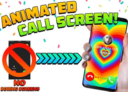 Color Screen Phone, Call Flash Themes - Calloop ss1