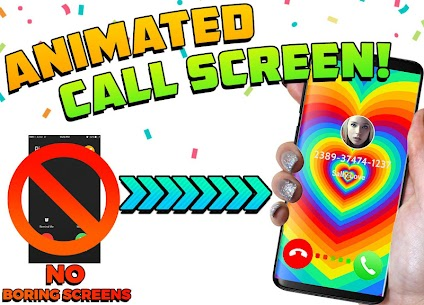 Color Screen Phone, Call Flash Themes – Calloop App Download for Android 1