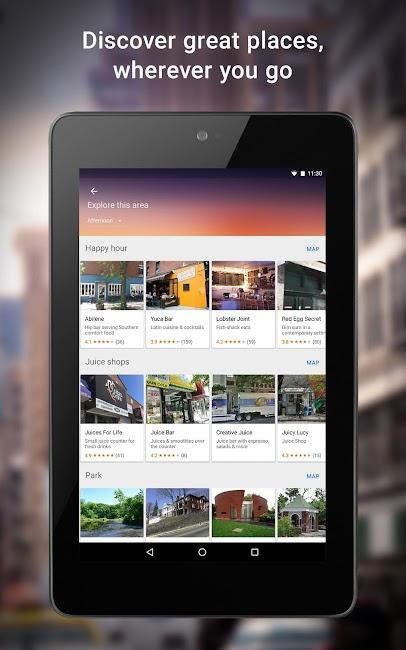 #21. Maps - Navigation & Transit (Android)