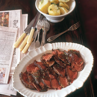 Vodka Marinated Steak