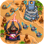 Crazy Defense Heroes: Tower Defense Strategy TD v1.5.1 APK MOD
