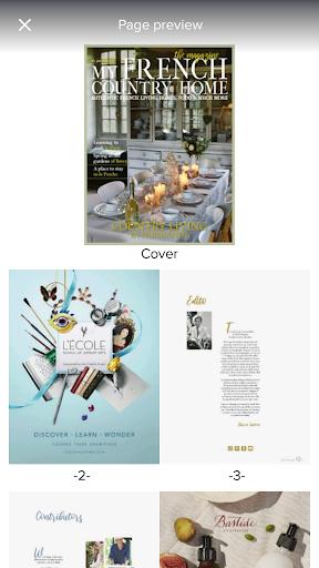 French Country Home Magazine screenshot 3
