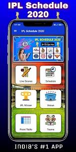 DREAM11 IPL 2020 Schedule, Live Scores, Points Table Live. 2