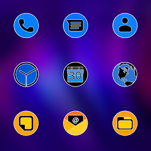 PIXEL FLUO – ICON PACK v3.1 [Patched] 4