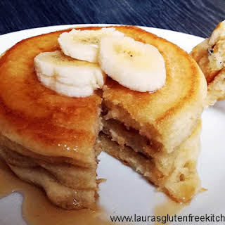 Gluten Free American Style Pancakes.