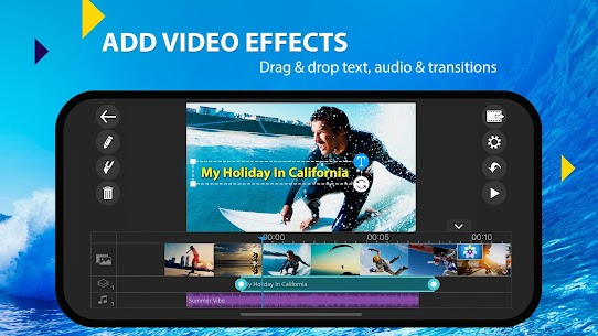 PowerDirector Video Editor App Best Video Maker APK Download 5