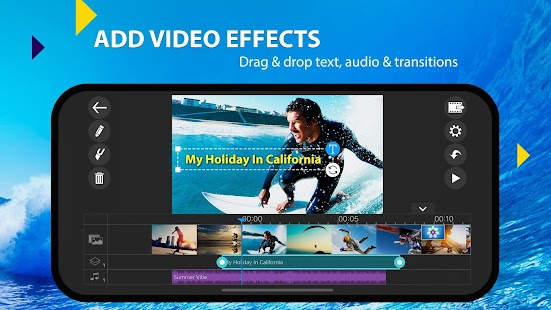 PowerDirector - Video Editor App, Best Video Maker Screenshot