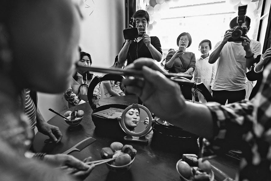 Wedding photographer Xiang Qi (anelare). Photo of 12.07.2017