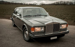 Rolls-Royce Silver Spur Rent Basel-Landschaft