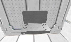 ニンテンドー3DSLL 原型
