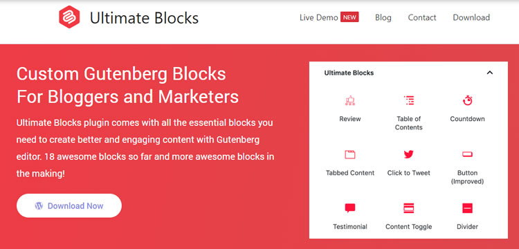 Gutenberg Custom Blocks