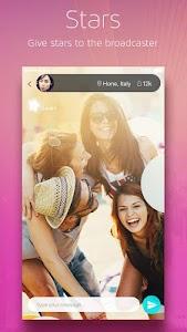 b.live - fun live video chat screenshot 3